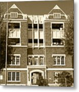 Old Hattiesburg High School Metal Print
