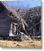 Old House B Metal Print