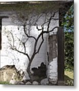Old House. Country Style Metal Print