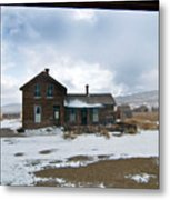 Old House Metal Print