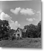 Old Housw Metal Print