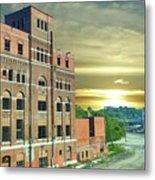 Old Imperial Brewery In Kansas City Metal Print