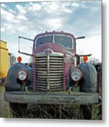 1946 International Truck Metal Print