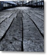 Old Jetty 2 Metal Print