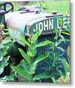 Old John Deere Metal Print