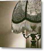 Old Lamp Metal Print