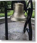 Old Main Bell  Metal Print