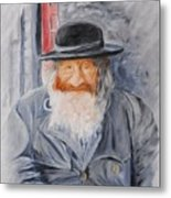 Old Man Of Jerusalem Metal Print