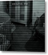 Old Mary Cleavers House Metal Print