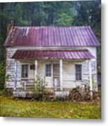 Old Memories Metal Print