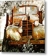 Old Memories Never Die Metal Print