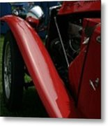 Old Mg Metal Print