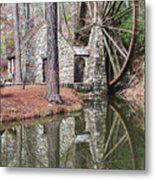 Old Mill 2 Metal Print