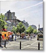 Old Montreal June 2010 Metal Print