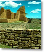 Old New Mexico Metal Print