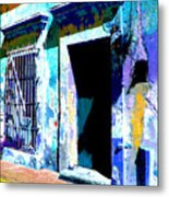 Old Paint By Darian Day Metal Print