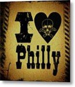 Old Philadelphia Metal Print