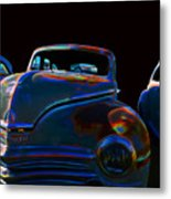 Old Plymouth Old Cars Metal Print