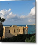 Old Port Lookout Point Metal Print