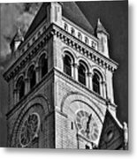 Old Post Office Pavilion Tower #2 Metal Print