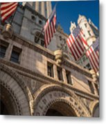Old Post Office Washington D C Metal Print