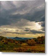 Old Rag - Calm Before The Storm Metal Print