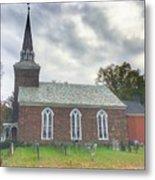 Old Reform Church Metal Print