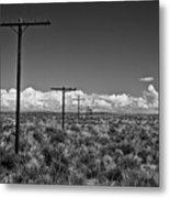 Old Route 66 #2 Metal Print