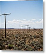 Old Route 66 #4 Metal Print