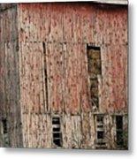 Old Rugged Barn #2 Metal Print