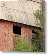 Old Rugged Barn #4 Metal Print