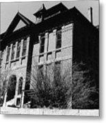 Old School House Metal Print