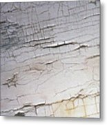 Old Siding Metal Print