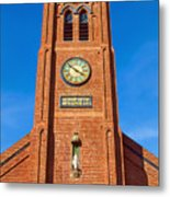 Old St. Mary's Church Metal Print