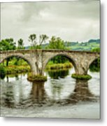 Old Stirling Bridge Metal Print