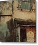 Old Tavern Metal Print