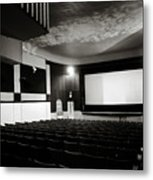 Old Theatre 3 Metal Print by Marilyn Hunt
