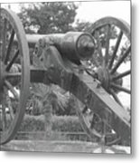 Old Time Cannon Metal Print