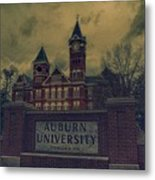 Old Time Samford Hall Metal Print