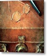 Old Time Travel Metal Print