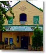 Old Town Theater Metal Print