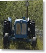 Old Tractor 6 Metal Print