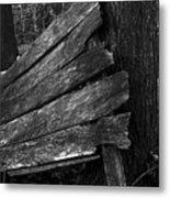 Olddoornextdoor21-23 Metal Print