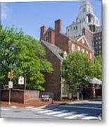 Olde City Tavern  - Philadelphia Pa Metal Print
