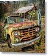 Oldie But Goodie 1959 Dodge Pickup Truck Metal Print