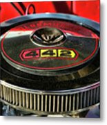 Olds 442 Air Cleaner Metal Print