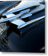 Old's 88 Hood Ornament  Metal Print