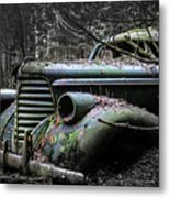 Oldsmobile 3 Metal Print