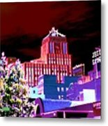 Olympic And Hill Metal Print