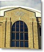 Olympic Center  Metal Print